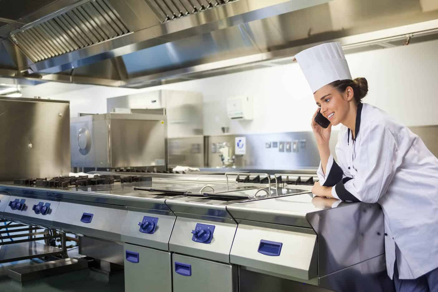 Our Regular Deep Cleaning Can Benefit Your Commercial Kitchen